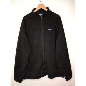 Patagonia Men's Black Better Sweater Jacket
